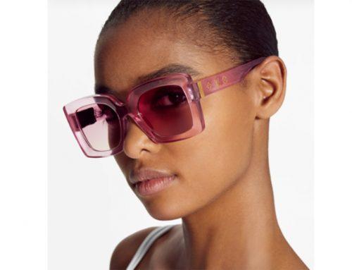 Tendenze occhiali da sole 2021: gioiosi, trasparenti e colorati