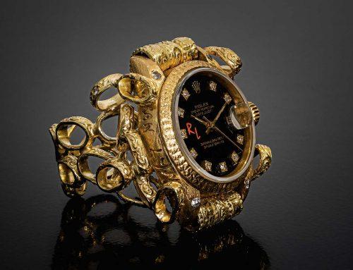 I gioielli d'arte Rayan Lynch raccontati da Massimiliano Cremonini