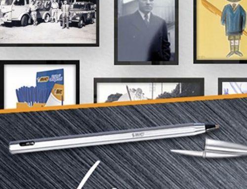 BIC compie 70 anni: la storia dell'iconica penna a sfera