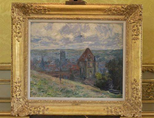 Una tela di Monet da un milione di euro rimane invenduta all'asta