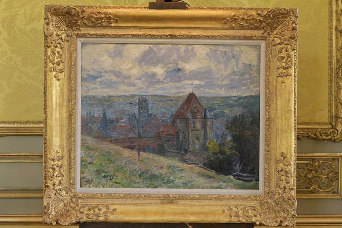 Monet quadro invenduto Life&People Magazine LifeandPeople.it