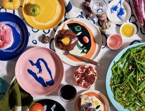 Ottolenghi lancia nuove tendenze per il design dei piatti