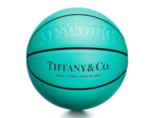 Tiffany e sport: un connubio vincente per una nuova capsule