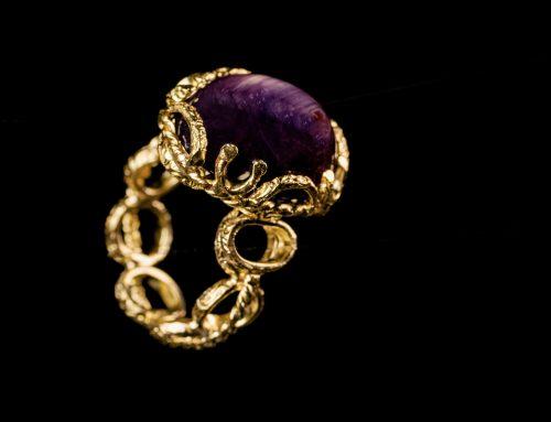 Le creazioni dei gioielli artigianali Rayan Lynch conquistano il mondo