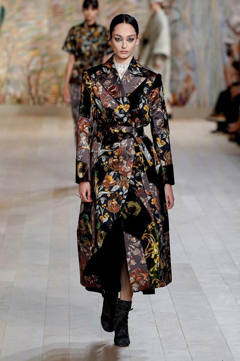 Dior Haute Couture autunno inverno 2021 2022 Life&People Magazine LifeandPeople.it
