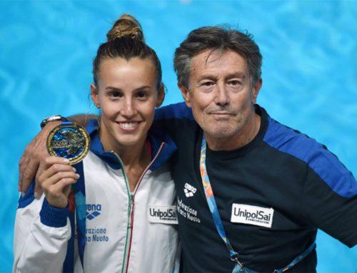 Giorgio Cagnotto, le Olimpiadi della vita