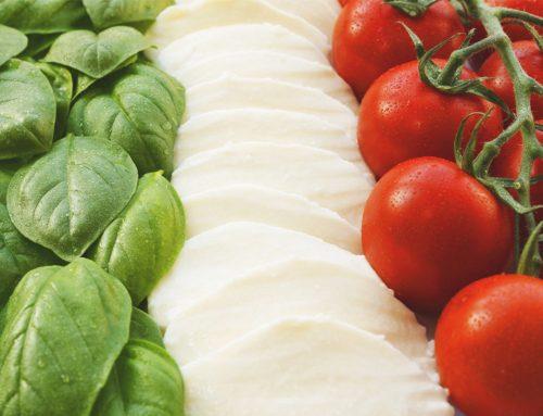Ricette tricolori della Nazionale italiana: fame di calcio e non solo