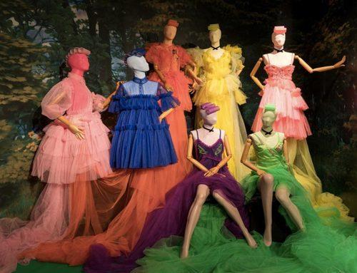 """""""The Ball"""": un dialogo creativo tra moda e favole"""
