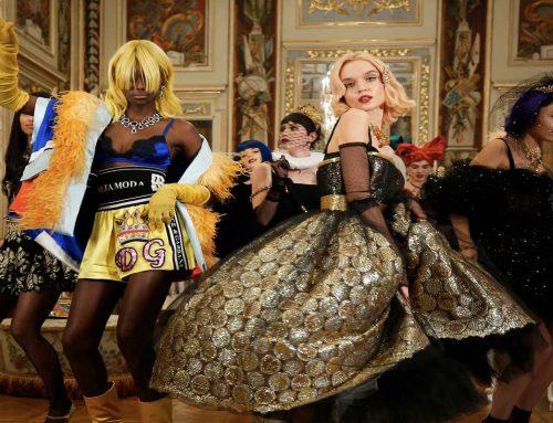 Dolce e Gabbana portano a Venezia le collezioni alta moda