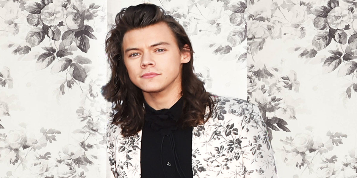 Harry Styles collab Gucci Life&People Magazine LifeandPeople.it