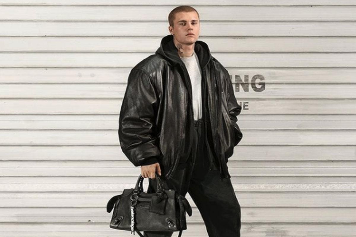 Justin collaborazione Bieber Balenciaga Life&People Magazine LifeandPeople.it