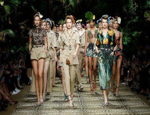 Natura sui vestiti: il connubio perfetto fra la moda e i paesaggi