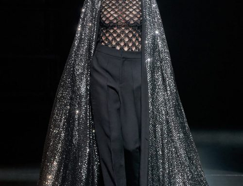 L'Haute Couture Valentino fa vibrare il mondo in Laguna