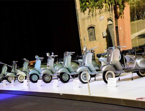 I 75 anni dell'iconica Vespa celebrati in una mostra