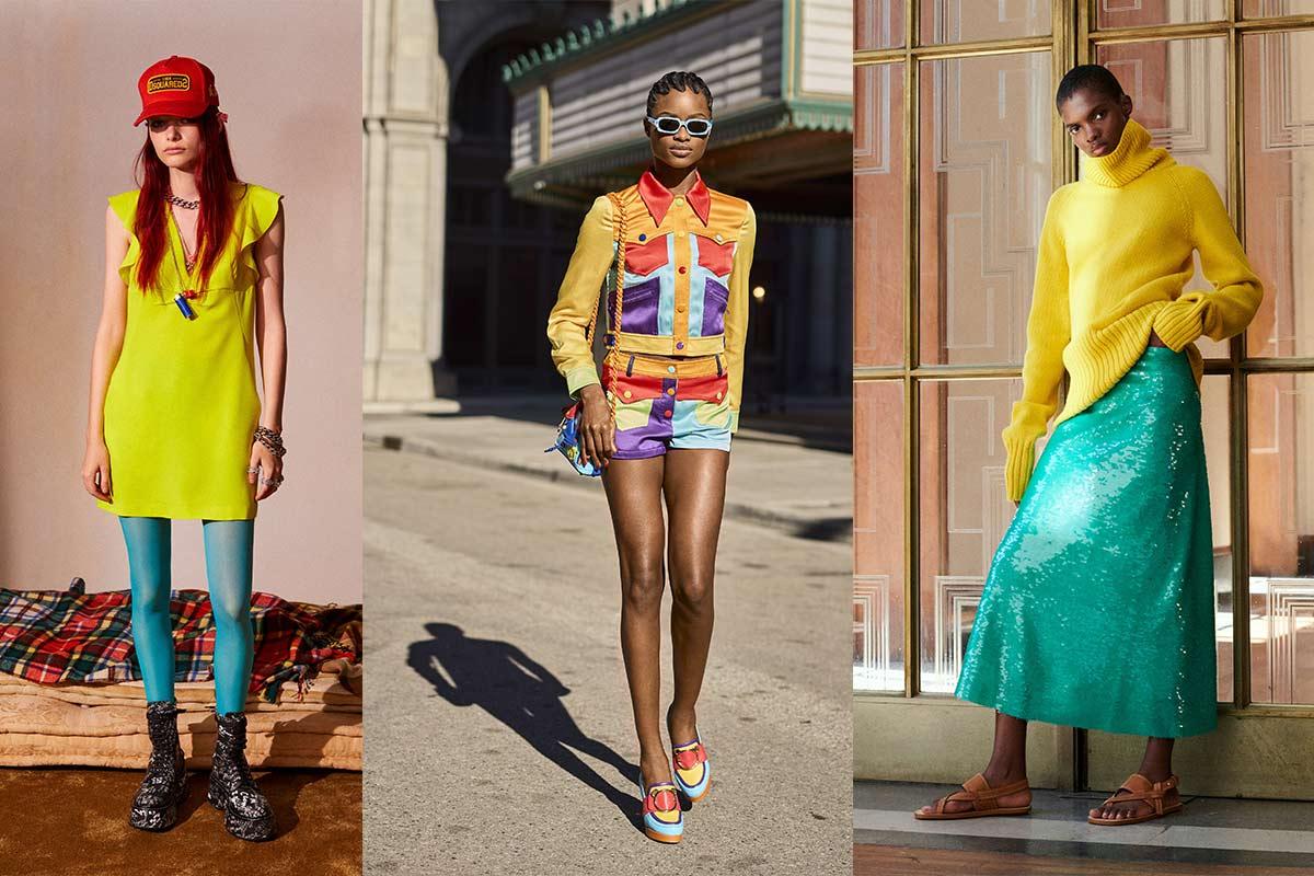 trend color blocking Life&People Magazine LifeandPeople.it