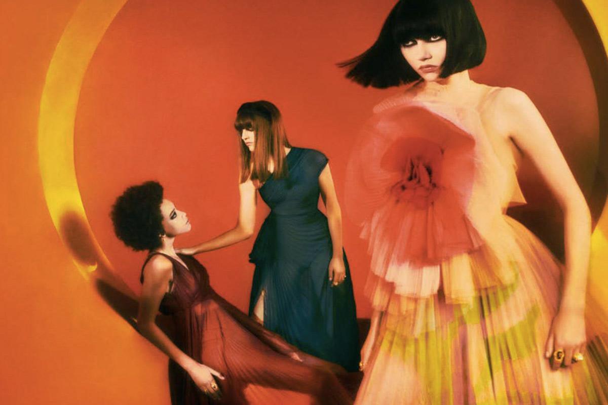 Dior campagna donna autunno inverno 2021 2022 Life&People Magazine LifeandPeople.it