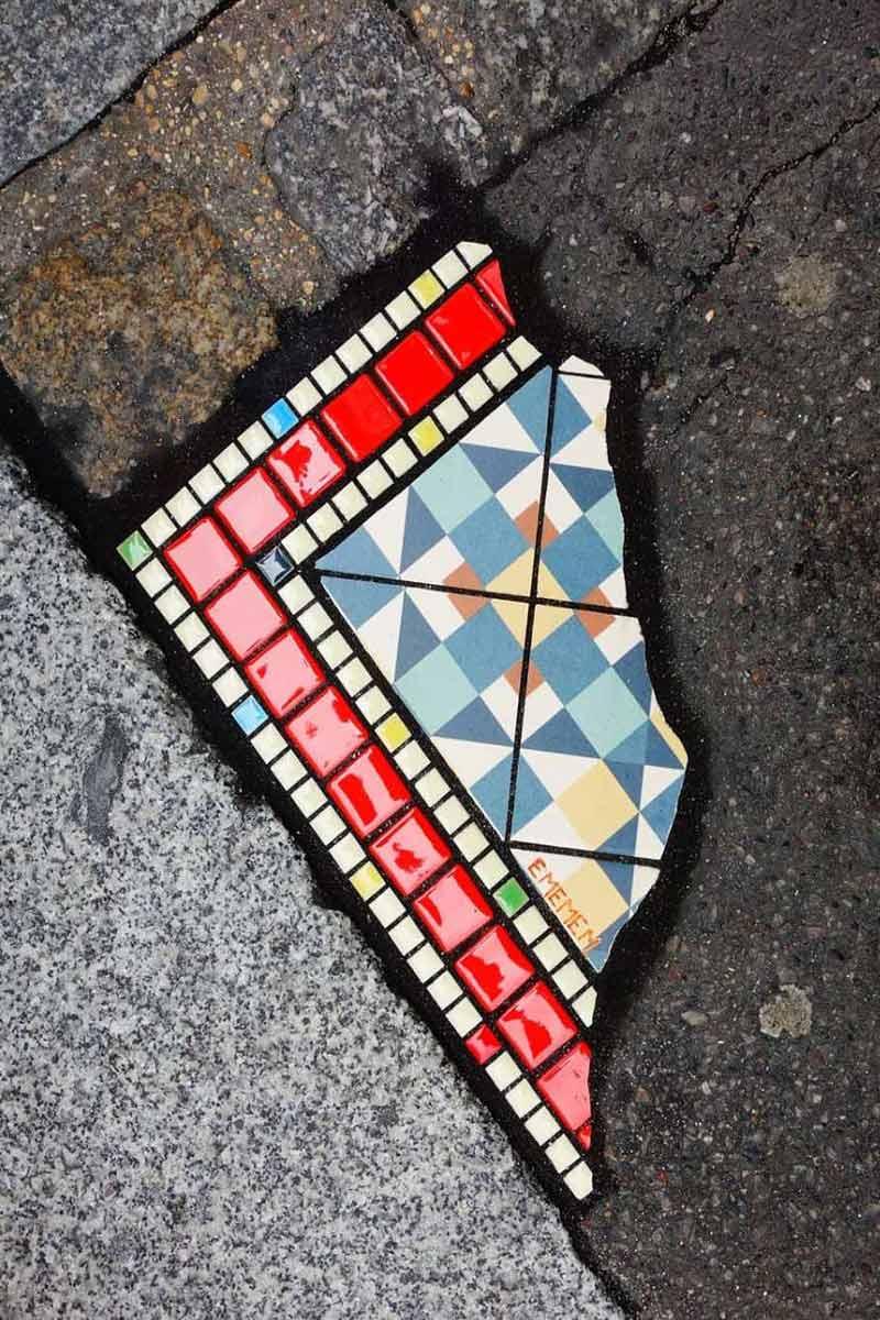 Ememem opere street art Life&People Magazine LifeandPeople.it