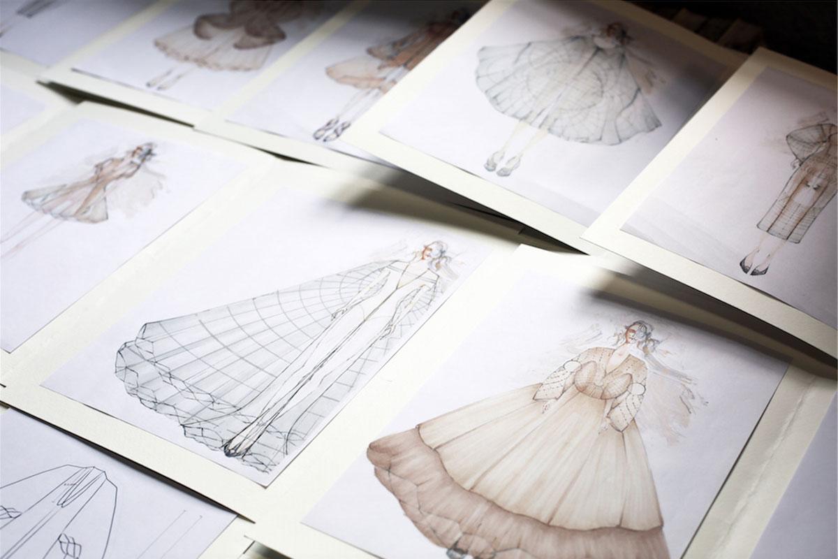 Valentino Accademia Costume e Moda insieme per una iniziativa speciale