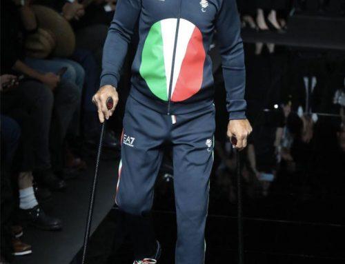 Armani firma le tute degli atleti italiani alle Olimpiadi Tokyo 2020