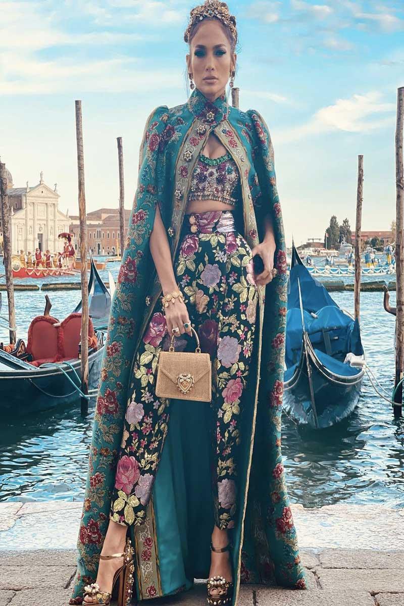 dolce e gabbana sfilata alta moda Venezia 2021 Life&People Magazine LifeandPeople.it