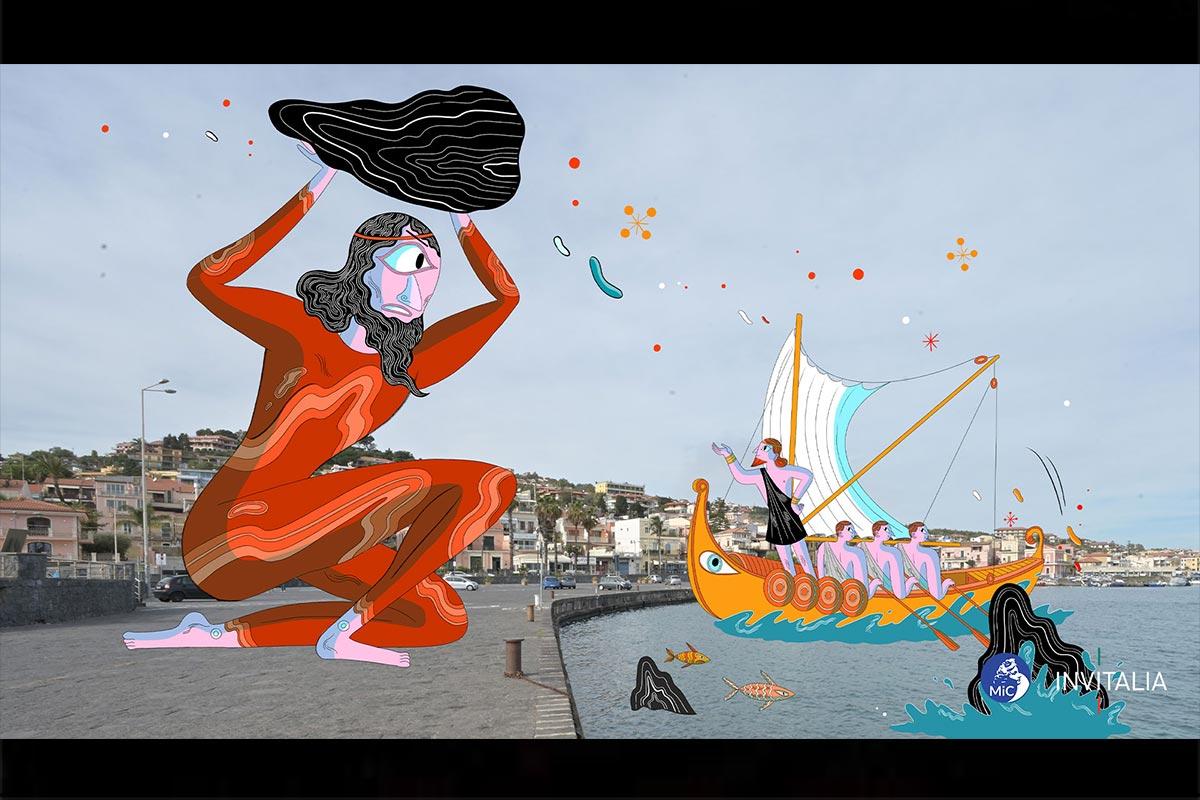 borghi animati progetto ministero della cultura Life&People Magazine LifeandPeople.it