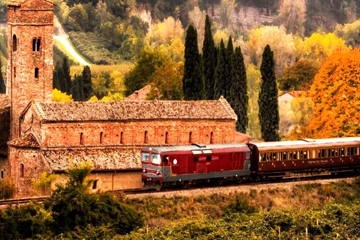 viaggio treno di Dante Life&People Magazine LifeandPeople.it