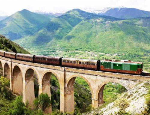 Il treno di Dante: un viaggio a passo lento