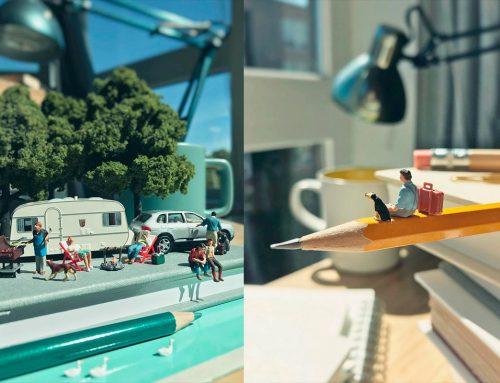 Cos'è un diorama? Affascinanti mondi in miniatura