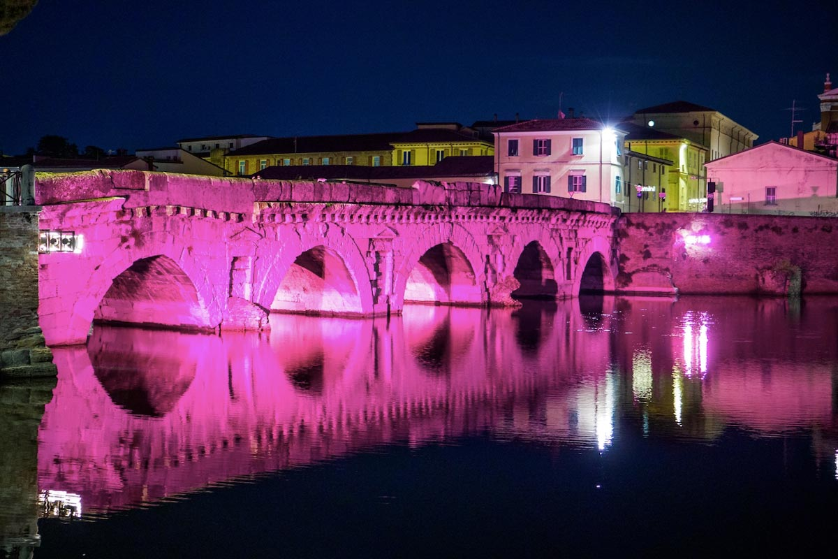 pink week 2021 notte rosa in Romagna Life&People Magazine LifeandPeople.it