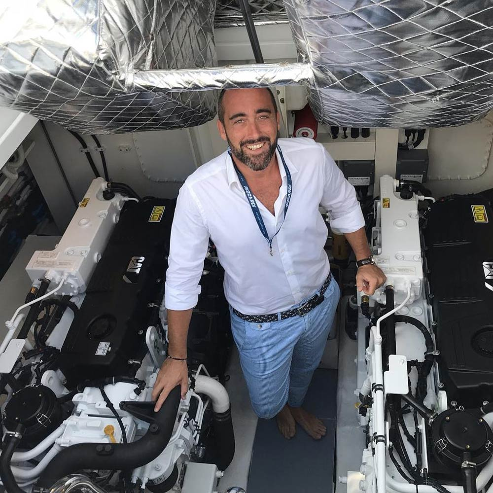 Intervista Corrado Rizzardi yacht Life&People Magazine LifeandPeople.it