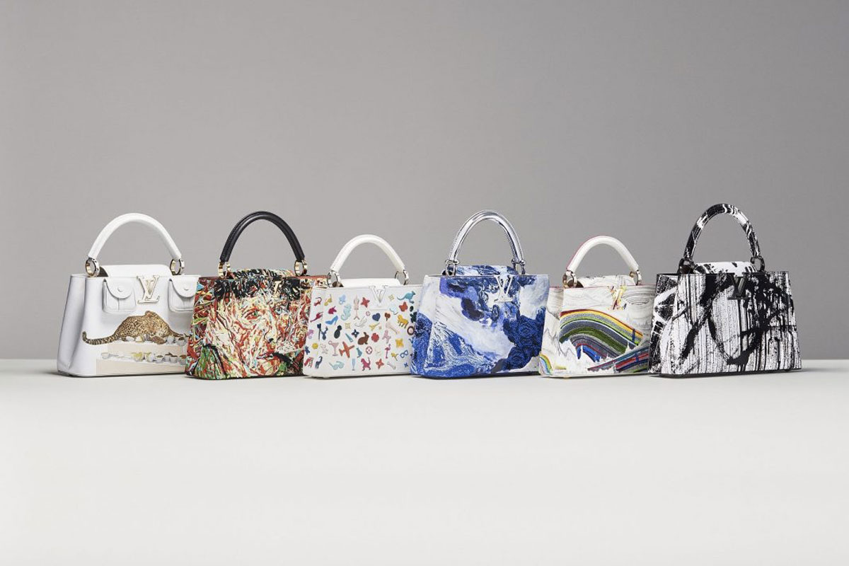 Artycapucines Louis Vuitton borse autunno inverno 2021 2022 Life&People Magazine LifeandPeople.it