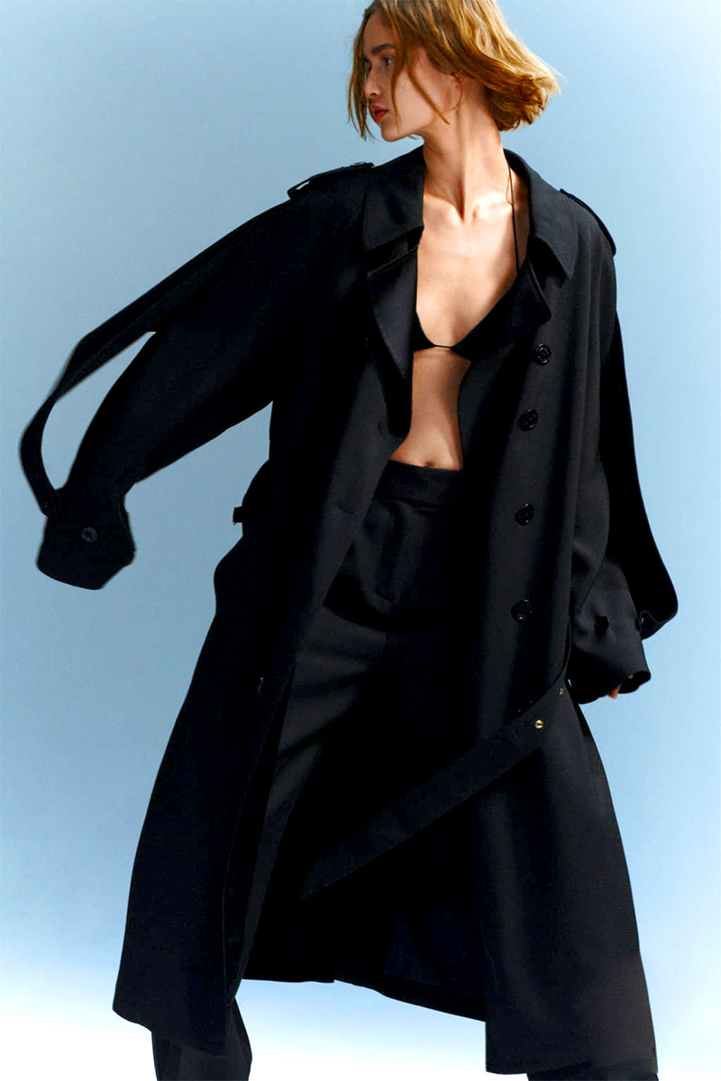 trench coat autunno come indossarlo Life&People Magazine LifeandPeople.it