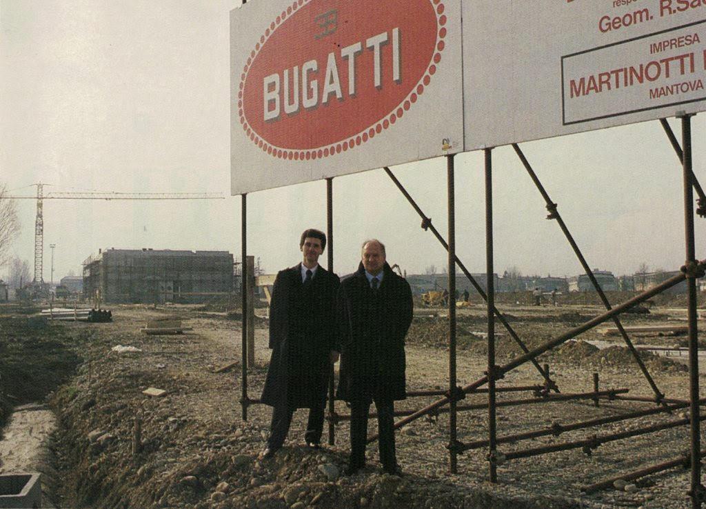 storia della Bugatti Life&People Magazine LifeandPeople.it