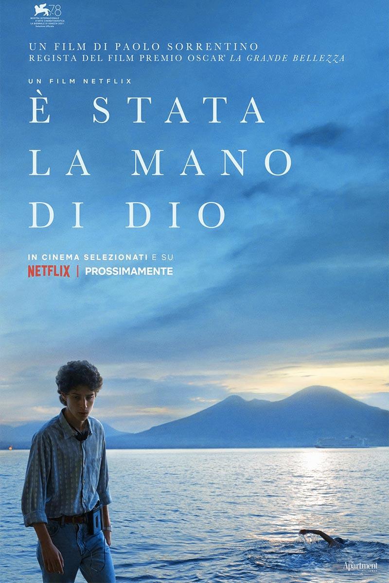 è stata la mano di Dio Paolo Sorrentino Venezia 78 Life&People Magazine LifeandPeople.it