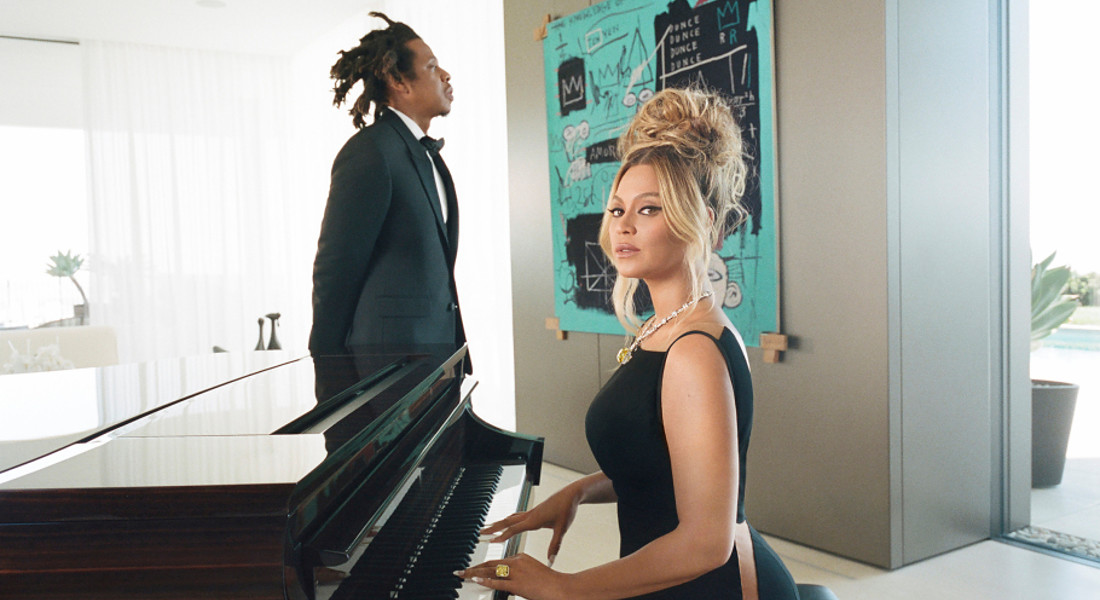 Beyonce campagna Tiffany Life&People Magazine LifeandPeople.it