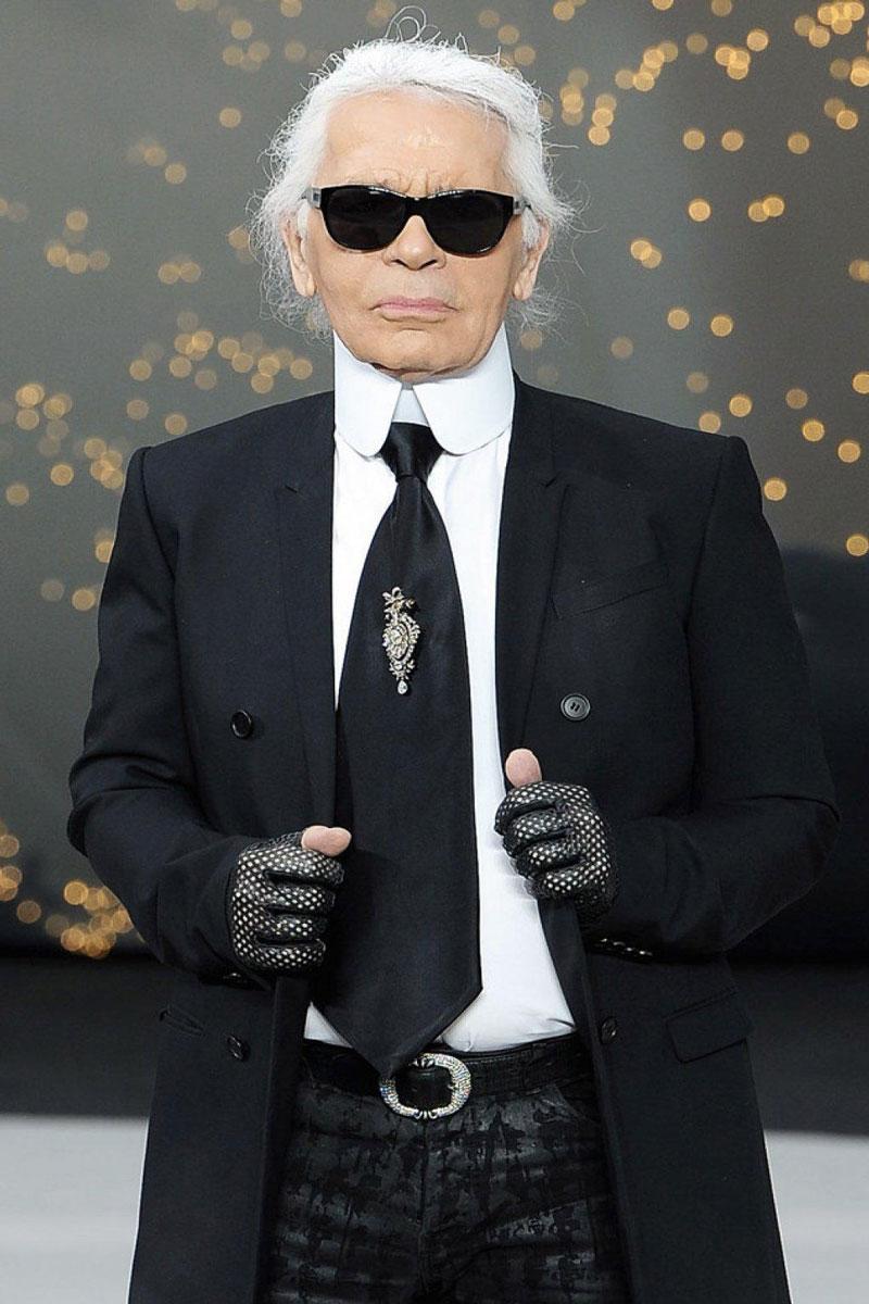 buon compleanno Karl Lagerfeld Life&People Magazine LifeandPeople.it