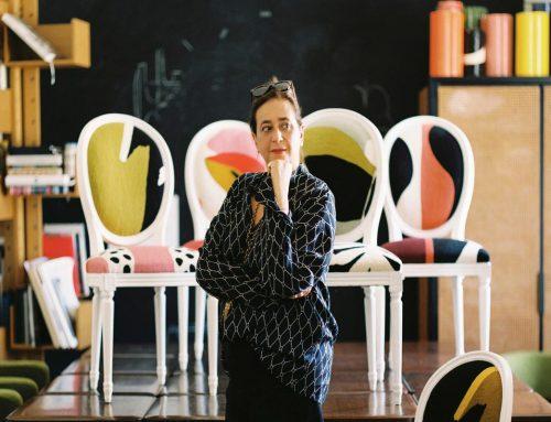 Dior Medallion Chair: un'icona diventa opera d'arte