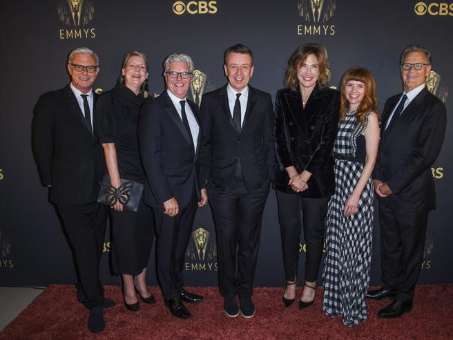 vincitori e look Emmy 2021 Life&People Magazine LifeandPeople.it
