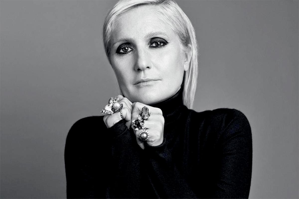 Maria Grazia Chiuri direttrice creativa Dior Life&People Magazine LifeandPeople.it