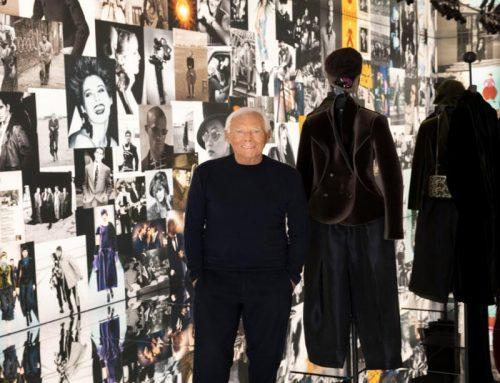 The Way We Are: 40 anni di storia Emporio Armani