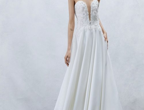 Abiti da sposa: le tendenze dalla Bridal Fashion Week