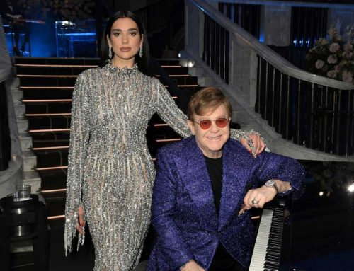 Elton John: nuovo incredibile record del Baronetto grazie a Dua Lipa