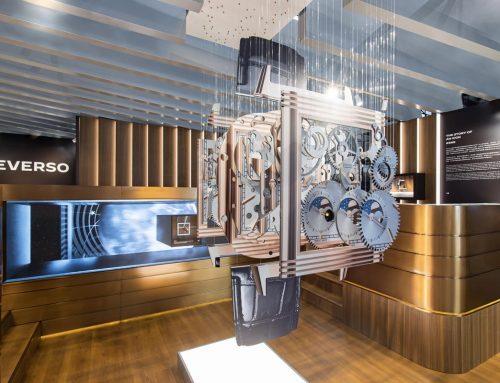 Jaeger-LeCoultre: l'esclusiva esposizione Reverso a Parigi