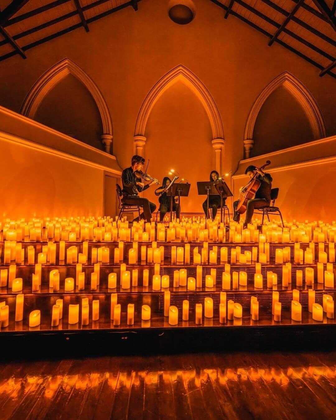 concerti lume candela
