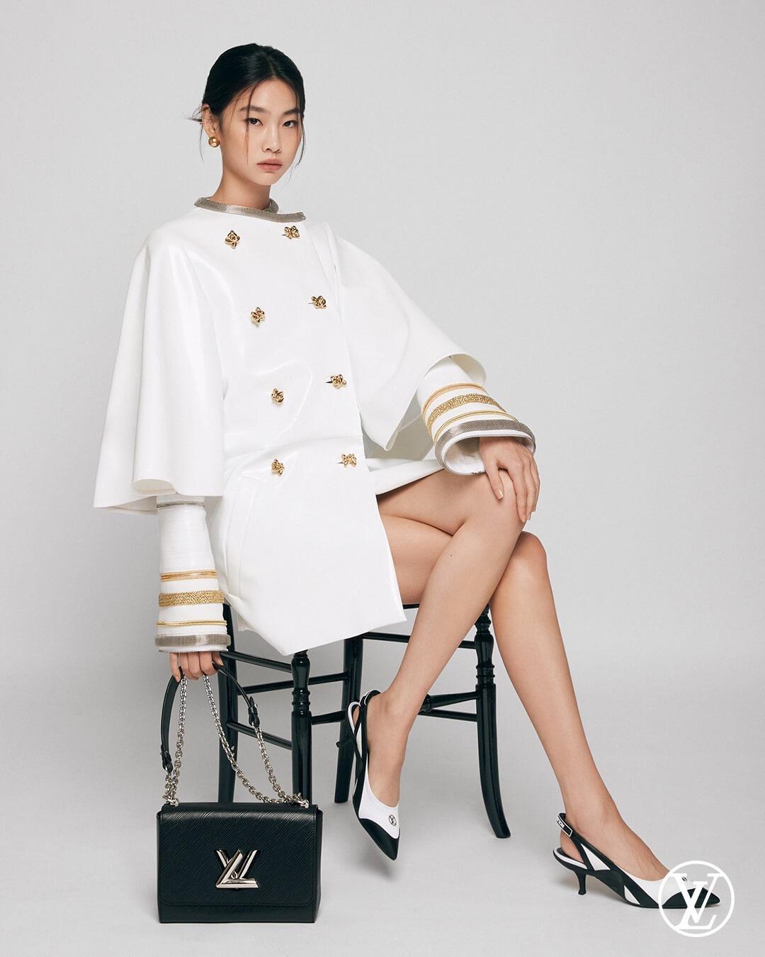 Hoyeon Jung testimonial vuitton Life&People Magazine
