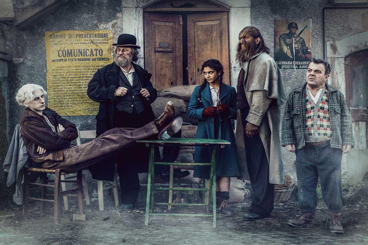 Freaks Out: il nuovo film di Gabriele Mainetti