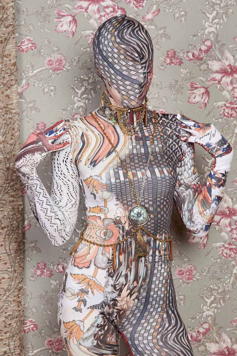 tendenze moda maschere gioiello Life&People Magazine
