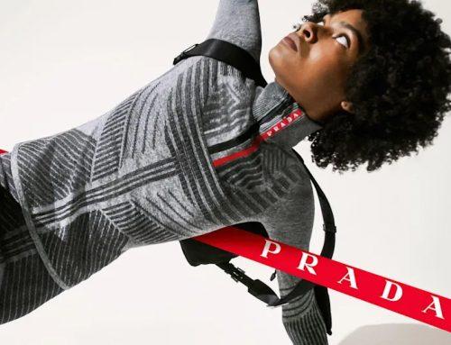 Prada Linea Rossa: il lancio della collezione invernale, tra sportwear e couture