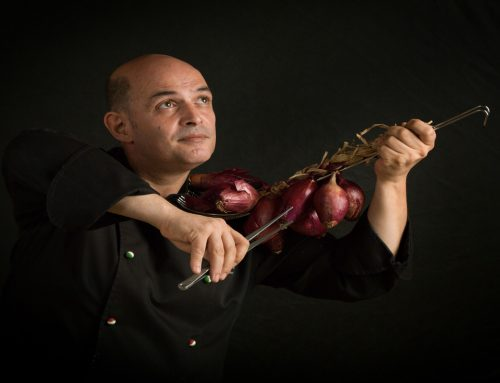 """""""L'A Cena Futurista"""" dello chef Filippo Cogliandro"""